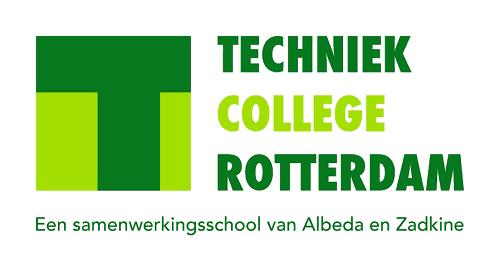 Logog van het Techniek College Rotterdam