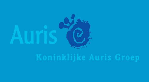 Logo van de Koninklijke Auris Groep